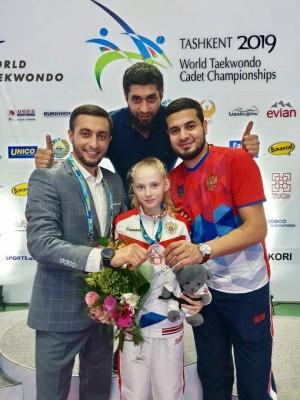 Виктория провела 4 поединка, из которых выиграла три — над соперницами из Турции, Туниса и Казахстана.