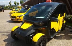 Калашников планирует продавать электромобиль только крупным компаниям, в широкую розницу он не поступит.