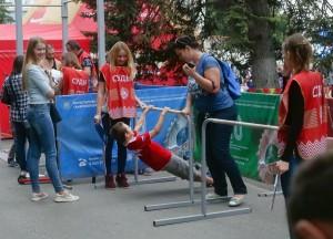 В Самаре провели День физкультурника: ФОТО