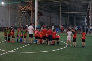 Самарские футболисты отметили День Физкультурника международным Кубком Дружбы».