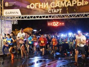 День физкультурника в Самаре посетило 15 тысяч человек