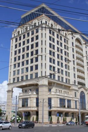 После ЧМ в России перестали строить люксовые отели