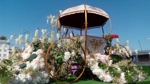 Все желающие смогут купить рассаду цветов, саженцы и сувениры на выставке-ярмарке на набережной.