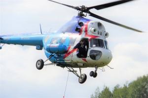 С 8 по 11 августа на аэродроме витебского аэроклуба ДОСААФ прошел очередной – 3-й этап кубка Мира по вертолетному спорту.