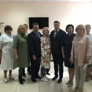 Михаил Ратманов отметил, что дети-инвалиды, которые находятся в отделении «Милосердие» , должны иметь статус паллиативных больных.
