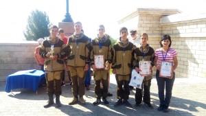 В Самарской области завершился областной военно-спортивный лагерь Боевая кругосветка