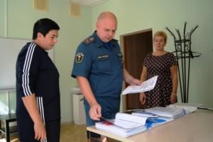 В Самаре проверена противопожарная готовность школ к учебному году