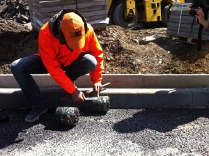 Активисты ОНФ провели контрольный осмотр комплексного ремонта дорог, примыкающих к Крымской площади в Самаре