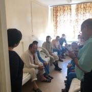 В настоящее время в отделении токсикологии тольяттинской больницы лечение проходят граждане Узбекистана - работники компании ООО «Кошелевский посад».