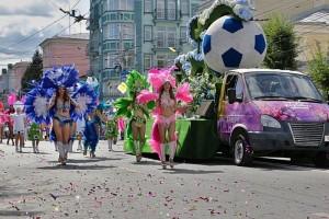 24 августа в Самаре уже в 15-ый раз пройдёт Фестиваль цветов «Цветущая Самара». В этом году он будет посвящён Году театра и истории Струковского сада.