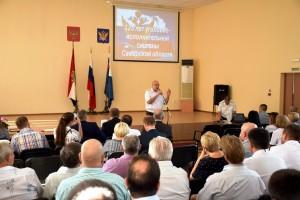Начальник УФСИН СО генерал-лейтенант внутренней службы Рамиз Алмазов отметил, что нынешнее поколение сотрудников с честью продолжает традиции, заложенные ветеранами.