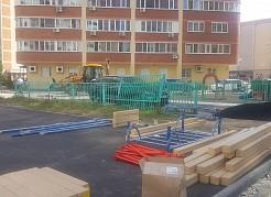 Подрядчики уже заканчивают работы по подготовке площадок и приступили к монтажу оборудования.
