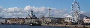 В ходе визита Путина в Финляндию главы двух стран обсудили двустороннее сотрудничество и отношения России и Евросоюза на фоне председательства Хельсинки в Совете Европы.