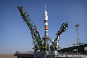 Самарские двигатели в составе ракеты космического назначения «Союз-2.1а» впервые вывели на орбиту пилотируемый корабль