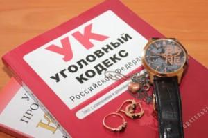 В Сызрани задержан подозреваемый в краже ювелирных украшений