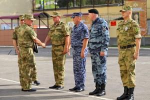 Командующий Приволжским округом Росгвардии совершил рабочую поездку в Самарскую область