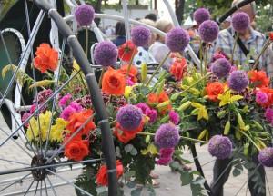 Фестиваль цветов в Самаре: ПРОГРАММА В этом году он будет посвящён Году театра и истории Струковского сада.
