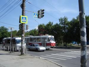На матч Крылья Советов - Спартак в Самаре пустят трамвай S5