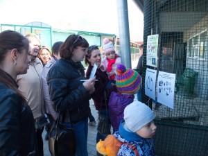Самарский зоопарк приглашает на праздник - Экологический день знаний