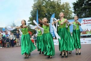 Празднование Дня города в Самаре: ФОТО