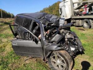 В ДТП в Самарской области погибли два человека