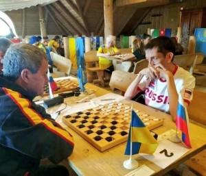 В соревнованиях участвовали 74 спортсмена из 11 стран.