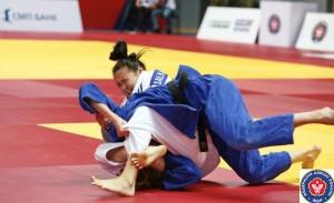 Самарские дзюдоистки стали призерами чемпионата России