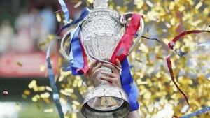 Определилась дата и время матчей 1/16 финала Олимп-Кубка России.