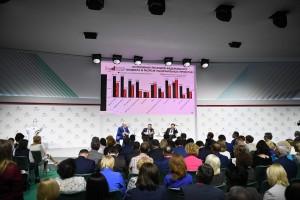 Главная тема обсуждения этого года – «Российская экономика: возможности для опережающего развития».