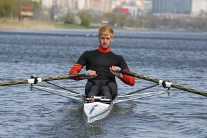 Самарец — серебряный призер первенства Европы по академической гребле