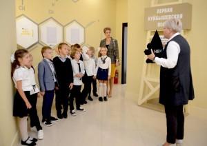 Музейно-презентационный комплекс Сызранского НПЗ открывает двери для жителей города