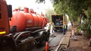 Новой площади в Самаре – новый водовод