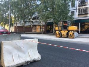Количество парковок на улице Стара-Загора в границах улиц Советской Армии и Ново-Вокзальная увеличат на 150 мест