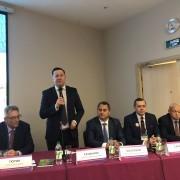 Сегодня министр здравоохранения Самарской области Михаил Ратманов принял участие в открытии Поволжской радиологической конференции.
