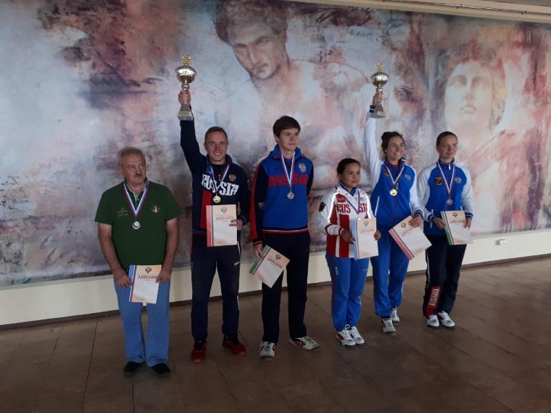 Самарский спортсмен выиграл Кубок России по мини-гольфу