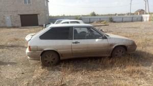 Инспекторы ДПС в Самарской области задержали угонщиков автомобиля, решивших покататься