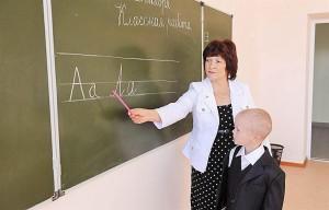 Дмитрий Азаров поздравил педагогов Самарской области с Днем учителя