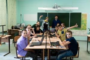 150 сельских школьников Самарской области познакомились с виртуальной реальностью
