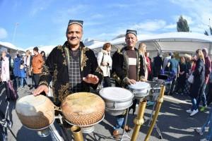 За первые два дня работы ярмарки фестиваль посетили более 20 тысяч человек.