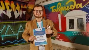 На конкурсе Павел представил тренинговую медиаплатформу для детей и подростков «TvRadioKIDS» и выиграл 1 млн 600 тысяч рублей на его реализацию.