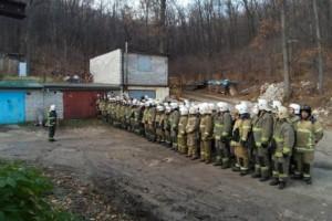Природные пожары в Волжском районе ликвидированы