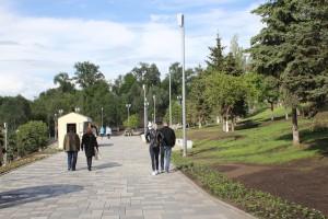 В Самаре дали название четвертой очереди набережной