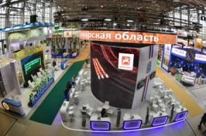Самарская область принимает участие в Международном агропромышленном форуме