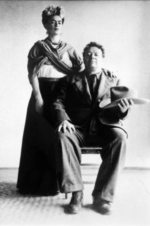 В Самарской областной библиотеке откроется мексиканская фотовыставка о любви Фриды Кало и Диего Ривера