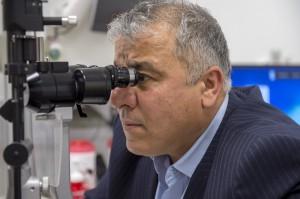 На базе комплексов офтальмологи больницы Ерошевского проведут осмотр по  полису ОМС пациентов старше 18 лет с различной патологией органа зрения.