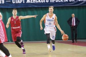 Баскетбольная  Самара начала сезон в Суперлиге домашней победой