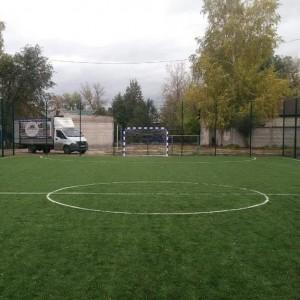 Сегодня состоится открытие новой спортивной площадки в Самаре
