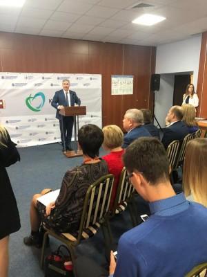 В Самарском бизнес-инкубаторе стартовал молодежный проектный марафон Молодежь – драйверы национальных проектов»