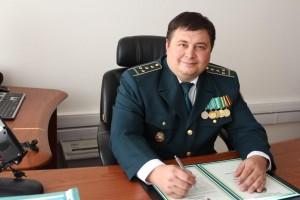 Сегодня, начальник Самарской таможни Владимир Данченков представил личному составу таможни своего заместителя.