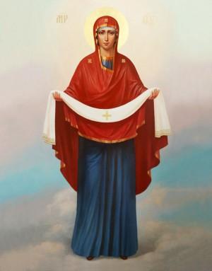 Русская православная церковь в понедельник, 14 октября, отмечает праздник Покрова Божией Матери.